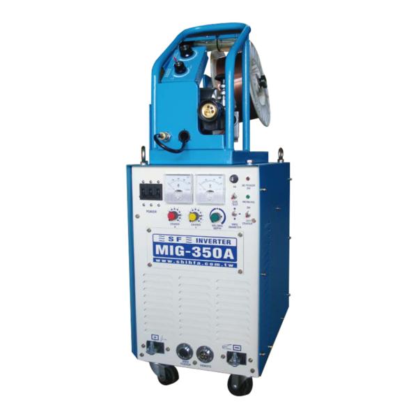 變頻式CO2-MIG焊接機