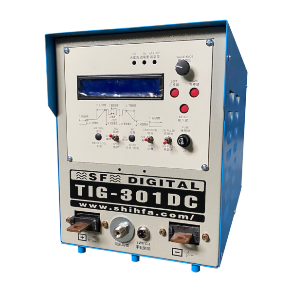 IGBT Inverter DC Tig Welder Cold Welder 冷補機 變頻式氬焊機